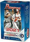Topps+Bowman+Baseball+MLB+Trading+Cards+Blaster+Box+2021