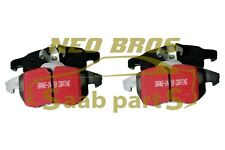 EBC Ultimax Front Brake Pads for Saab 9-3 03-12 With 284/301MM Discs, DP1414