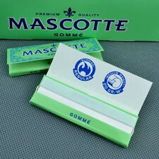 MASCOTTE Handroll 10 Booklets(X 50 Leaves)70mm Rolling Papers