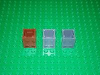 Lego ® Accessoire Caisse Boite Conteneur 2x2x2 Crate Box Choose Color ref 61780