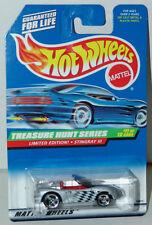 Hot Wheels 1998 Treasure Hunt Stingray III Limited Edition #11 of 12 MOC