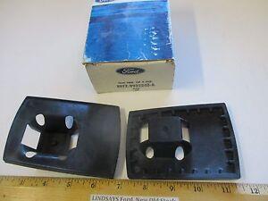 2 PCS FORD 1980/1986 F100/350(99) TRUCK PAD (PICKUP BOX) LH REAR & RH FRONT RARE