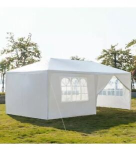 Large Outdoor Camping Tent, 2-Room Cabin Elegant Classy Waterproof Wedding Party