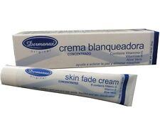 Crema Blanqueadora DERMISA , renuee vipex w28  cream karakol caracol dermanax