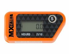 HOUR METER WIRELESS VIBRATION -  KTM 450 250 ENGINE HOURMETER ORANGE