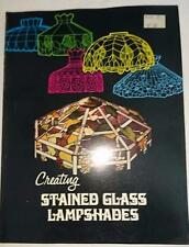 Creating Stained Glass Lampshades -James H. Hepburn