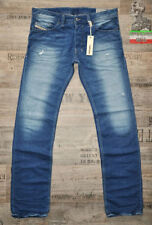 Diesel Distressed Big & Tall Size Jeans for Men