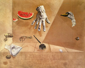 Dali - Intra Atomic Equilibrium - CANVAS OR PRINT WALL ART
