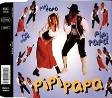 Pipi Papa Pipi Papa (4 versions)  [Maxi-CD]