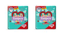 Pampers Baby Dry 4 Mutandino Pannolini Bambini dagli 8 ai 15 kg 2 Confezioni