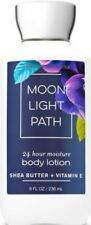 Bath & Body Works Moonlight Path Body Lotion ~ Super Smooth ~ 8 oz ~ Ships Free!