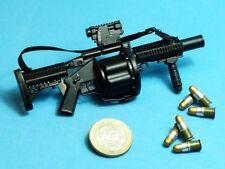 1:6 Scale Model Multiple Grenade Launcher Black Camouflage MODEL MGL-105 MGL_2