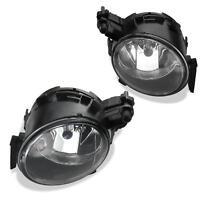 2x Nebelscheinwerfer Klarglas Chrom Birnen HB4 SET Seat Leon 1P Ibiza 6J Altea