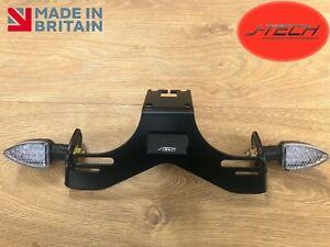 Kawasaki ZX-6R Tail Tidy 2019 2020 2021 + LED Indicators. ZX6R Fender Eliminator