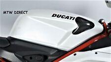 Ducati 848 (2009-2014) R&G Racing Tank Sliders CRASH PROTECTORS TS0005C Carbon