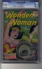 Wonder Woman (1942) # 83 - CGC 7.0 OW/White Pages - Fourth Highest Graded 1 of 2