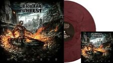 BRUTAL UNREST - Nemesis / LP-CD (Limited black/red splatter Vinyl)