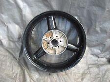 96 97 98 99 Suzuki SRAD GSXR 600 750 Rear Wheel Rim Straight No Tire OEM