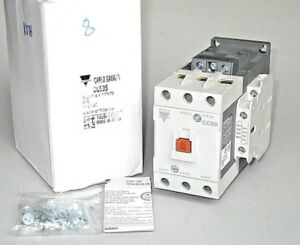 Carlo Gavazzi CC50S IEC Contactor 24VDC, 40HP, 50FLA, 70A res, 2 N.O.+2 N.C. Aux