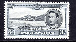 Ascension Islands 3d  P13 SG42ab  MLH  KGVI [A280721]