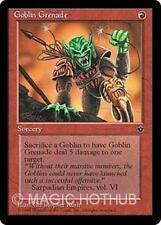 GOBLIN GRENADE (A) Fallen Empires MTG Red Sorcery Com