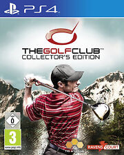 The Golf Club [Collector's Edition]  PS4 Gebraucht