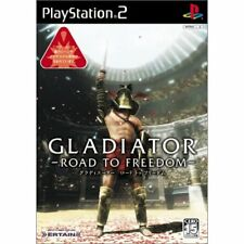 Used PS2 Gladiator: Road to Freedom Japan Import