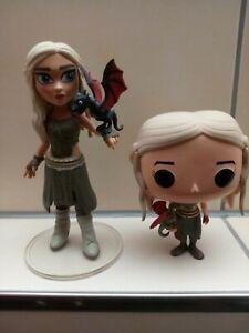 Game Of Thrones Zwei Figuren Daenerys Targaryen Funko Pop