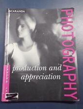 Photography Production and Appreciation by Sandra Jane text book