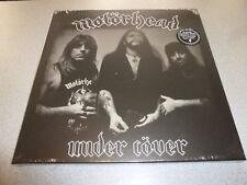 """MOTÖRHEAD - Under Cöver - ltd. 12""""LP Vinyl Box + Digipack CD + Laminate + Patch"""