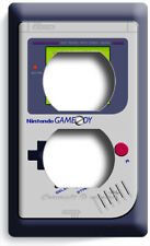 VIDEO GAME BOY CONSOLE CLASSIC NINTENDO OUTLET WALL PLATE BOYS PLAY ROOM DECOR