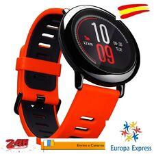 Smartwatch Xiaomi Huami ROJO Amazfit Pace RED Reloj Deportivo .Envio 24H. ESPAÑA