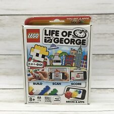Lego 21201 Life Of George Brick Game New Sealed 2012 Apps