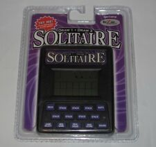2003 RECZONE SOLITAIRE DRAW 1 DRAW 3 HANDHELD ELECTRONIC GAME NEW SEALED