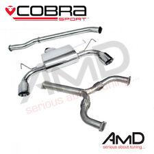 """Cobra Sport Fits Nissan 350z CAT BACK SYSTÈME D'échappement Y-pipe Non Resonated 3"""""""