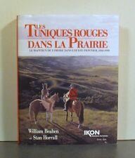 Les Tuniques Rouges Dans La Prairie, Red Coats on the Prairies en francais. RCMP