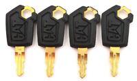 4 Caterpillar (CAT) Heavy Equipment Ignition Keys 5P8500 Excavators Dozers Other