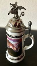 Lindner Stein Pewter Dragon by Gallo Limited Edition #427/5000 Pieces W.Germany