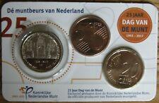 Nederland Coincard 25 jaar dag van de Munt 2017