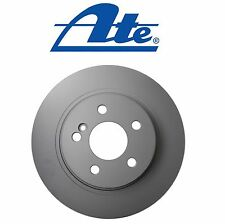 NEW Mercedes-Benz C300 C250 Rear Solid Disc Brake Rotor Coated ATE 2044231512