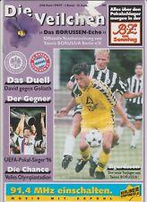 Orig.PRG     DFB Pokal  1996/97   TENNIS BORUSSIA BERLIN - FC BAYERN MÜNCHEN  !!