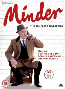 Minder: The Complete Collection (DVD) George Cole, Dennis Watermann