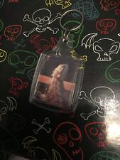 Bearded dragon gift keyring reptile novelty print Double Sided C