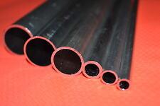 Barra Rotonda Alluminio Cavo Tubo Albero 0.6cm 1cm 1.3cm 1.6cm 2.2cm 2.5cm
