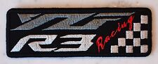 YZF R3 Racing PATCH Iron on Aufnäher Parche brodé patche toppa Sport bike yamaha