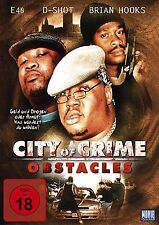 City of Crime - Obstacles ( Action-Krimi ) mit E-40, D-Shot, Brian Hooks NEU OV