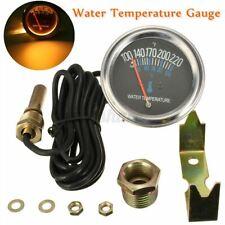 Universal 2'' 52mm Car Mechanical Water Temperature Temp Meter Gauge 100~220℉