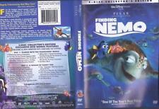 Dvd: 2-Disc Walt Disney Pixar Finding Nemo.Voice Of Ellen DeGeneres