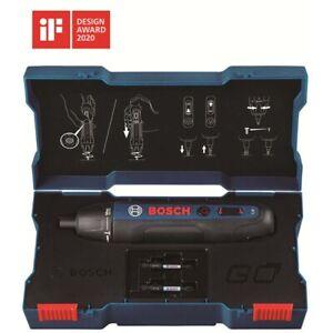 Bosch-Go-2-3-6V-Smart-Cordless-Screwdriver-Electric-Screw-Tool-Set*9-*