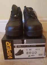 Viper Safety Shoe (Kemble EE Black 9953) Size 13